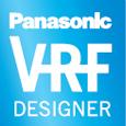 Logo VRF Designer para Aire Acondicionado
